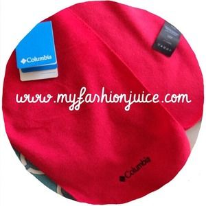 Bnew Columbia Fleece Scarf