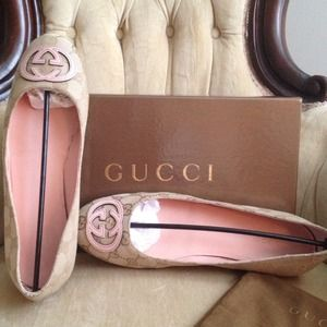 Gucci Shoes - Just Reduced!!Authentic Gucci Flats