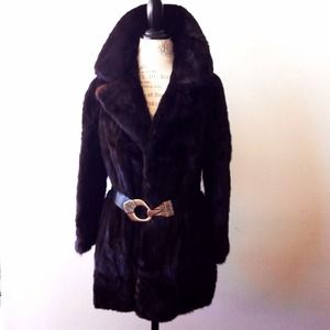 Vintage Hendricks Fur Coat