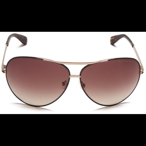 Marc by Marc Jacobs Accessories   Marc Jacobs Mmj 221s Aviator ... 7090384e4d50