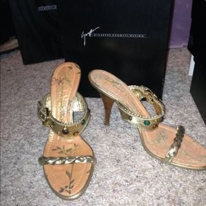 Giuseppe Zanotti Shoes NEW never worn.