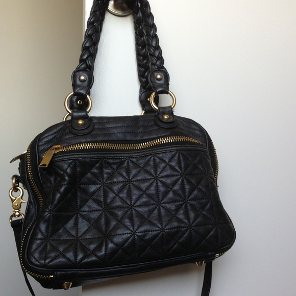 REDUCED! Cynthia Rowley quilted black handbag