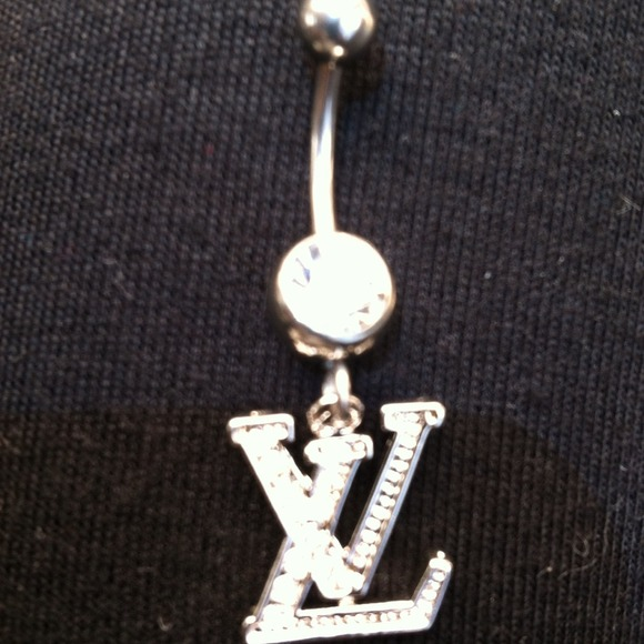 Louis Vuitton Belly Ring