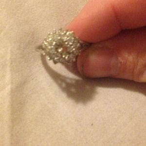 Jewelry - 18k Art Deco ring
