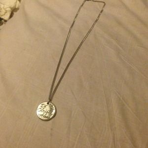 Jewelry - Reversible Christian necklace