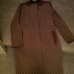REDUCED!!Gucci trench coat, limited edition, small