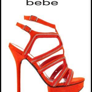 Bebe heels very sexy/classy ❤️❤️❣❣