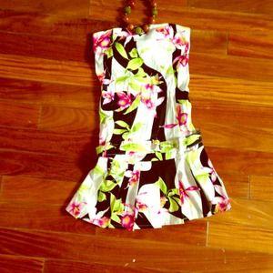 Luciano Padua Dresses & Skirts - 🎉 REDUCED 🎉Flirty summer party dress