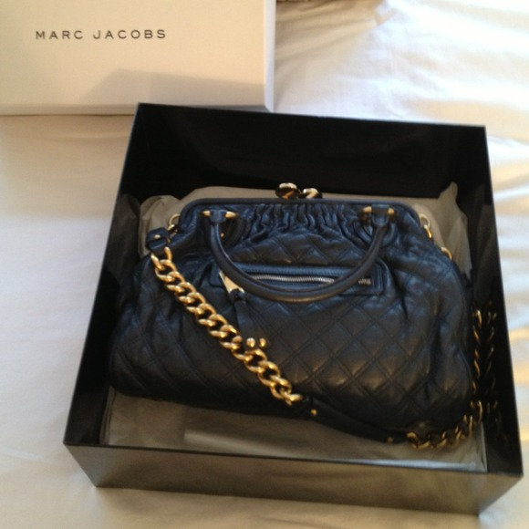 a8808f7a7c04 Authentic Marc Jacobs quilted Stam bag - NO TRADES.  M 51cf333aa9e4141b29012b2a