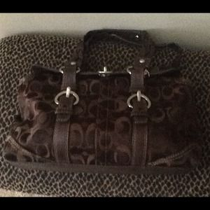 REDUCED!! Authentic Coach Handbag