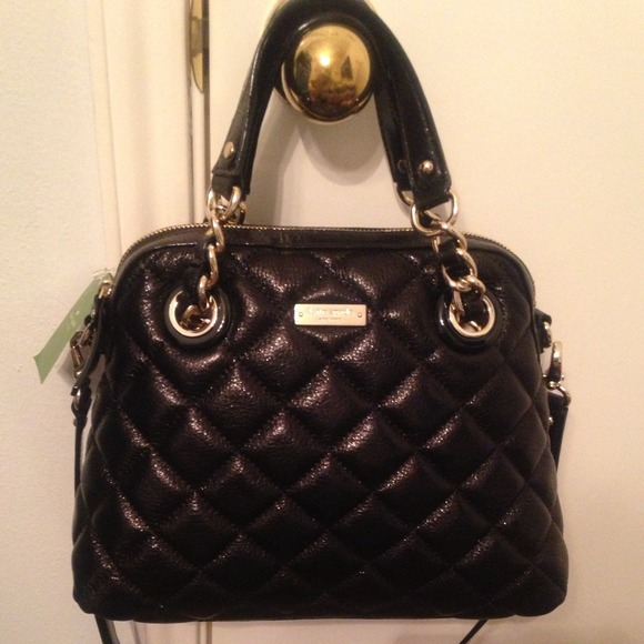 Kate Spade Bags Sold Quilted Leather Bag Poshmark