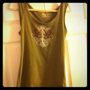 Free People Sweatshirt Tank