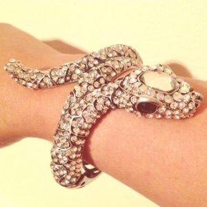 NEW Snake Cuff Bracelet