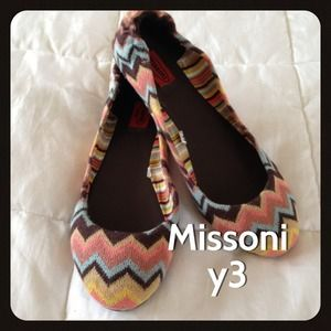 Missoni Shoes - Missoni youth size 3 new without tags🎀
