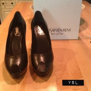 Yves Saint Laurent Shoes - YSL Pumps