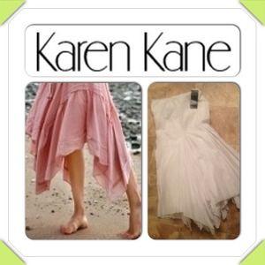 Karen Kane Dresses & Skirts - Handkerchief Crinkle Skirt