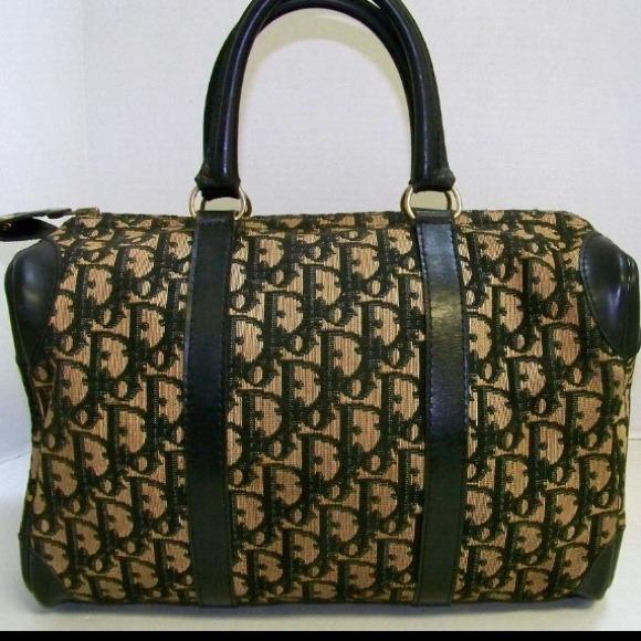 b181923e3c0 Dior Bags | Authentic Beautiful Vintage Christian Satchel | Poshmark