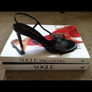 Yves Saint Laurent Shoes - Yves Saint Laurent Bow Heels