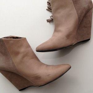 Betsey Johnson Shoes - Betsey Johnson Ziah Fringe Boot