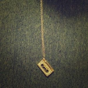 Radio necklace for sale
