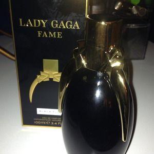 Lady Gaga Fame Perfume 3.4 oz NIB
