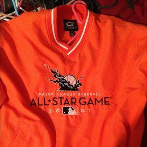 All star 2007 mlb jacket