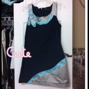 Super cute dress-short