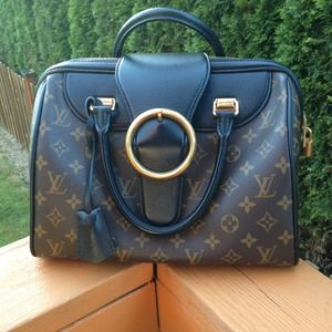 Louis Vuitton Speedy Golden Arrow