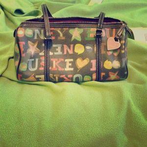Dooney & Bourke barrel purse!