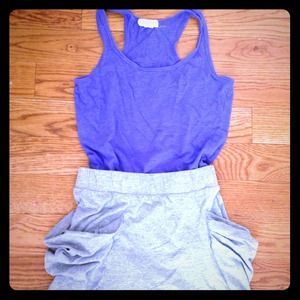 Other - Skirt & tank