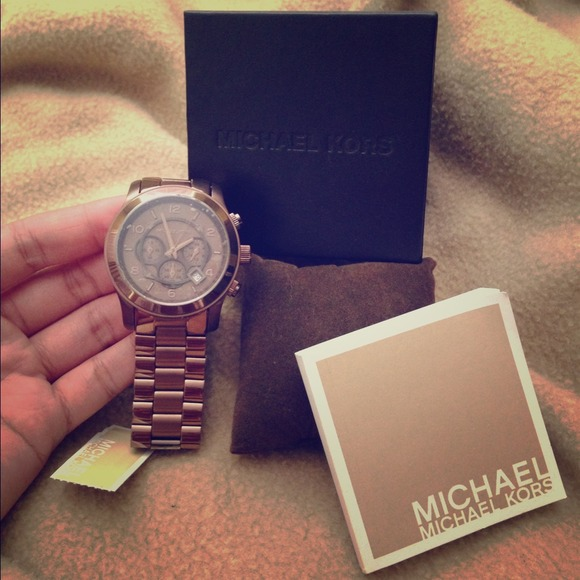 michael kors mk8204 wrist watch for men
