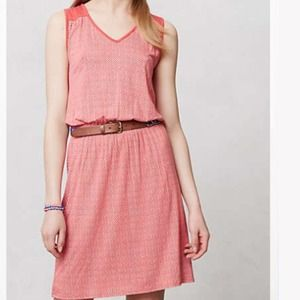 Anthropologie Janie Jersey Dress