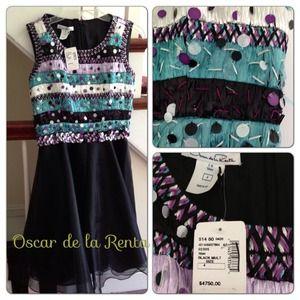 Oscar de la Renta Dresses & Skirts - ❗💜❗MAKE ME AN OFFER❗💜❗-Oscar De La Renta
