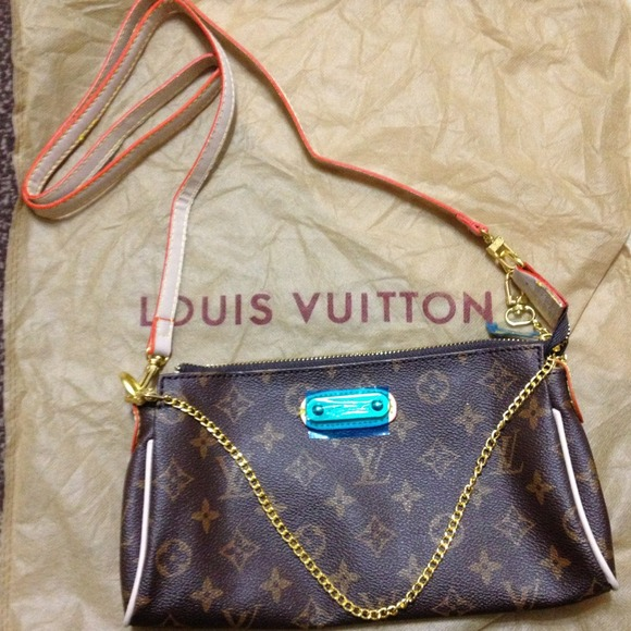 y purses - Louis Vuitton - Louis Vuitton eva clutch/ cross over from Jenn's ...