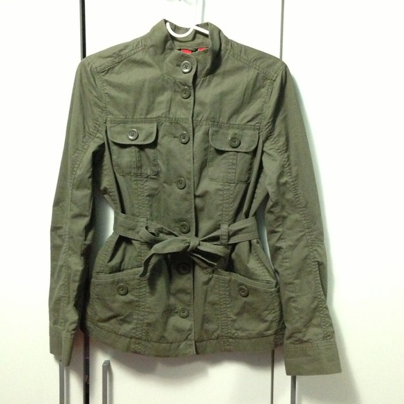 ESPRIT - Lightweight military jacket from Christine's closet on ...