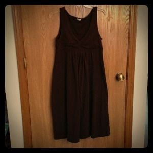 Brown J Crew dress!