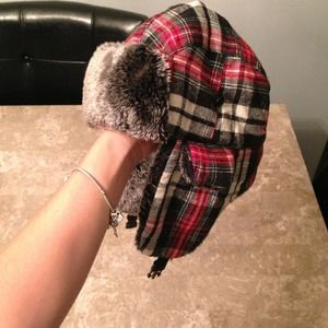 Accessories - Plaid Winter Hat ff001a109cc