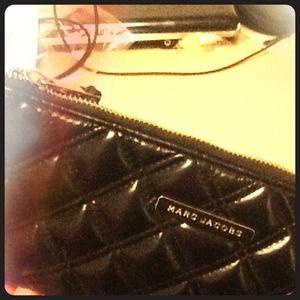 A Marc Jacobs bag.