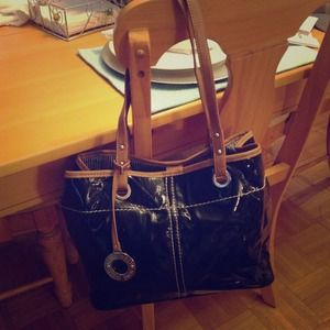SOLD!! Black Handbag