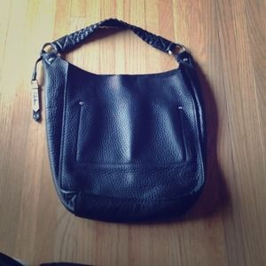 Cole Haan hobo leather bag
