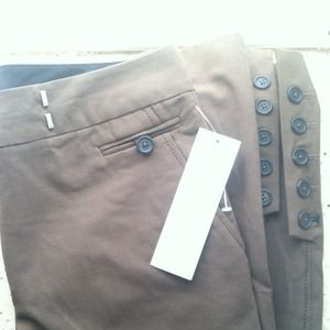 Badgley Mischka Brown Women Pants