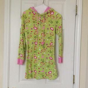 Tops - Pajama hoodie