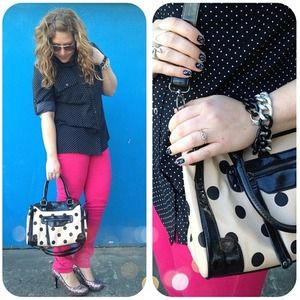 ALDO Handbags - 💗 Polka Dot Handbag 💗