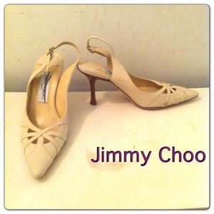  Authentic Jimmy Choo shoes