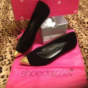 NIB Shoedazzle Sophia size 7.5