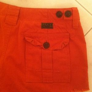 Lucky Brand shorts. Size 4 / 27.