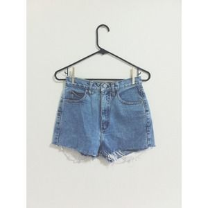 Guess High Waisted Denim