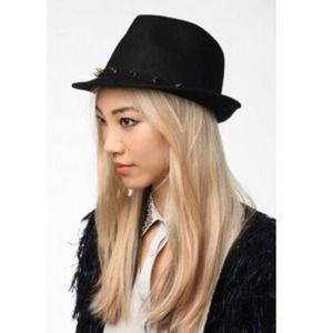 Urban Outfitters Spiked Fedora