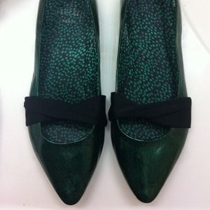 Shelly london  Shoes - Green flats