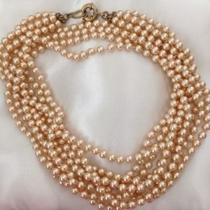 J crew pearl necklace HOST PICK
